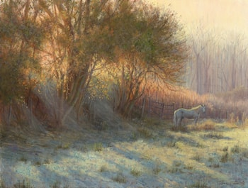 First Frost by Carol Lee Thompson