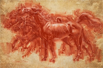 Cavallo by Charles Miano