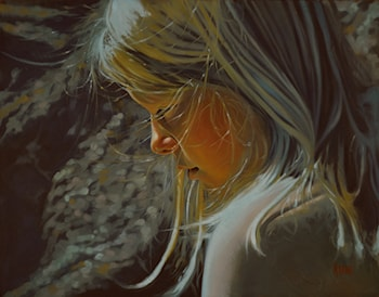 Melancholy, Study by Mark Heine