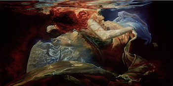 Resurrection, Study by Mark Heine