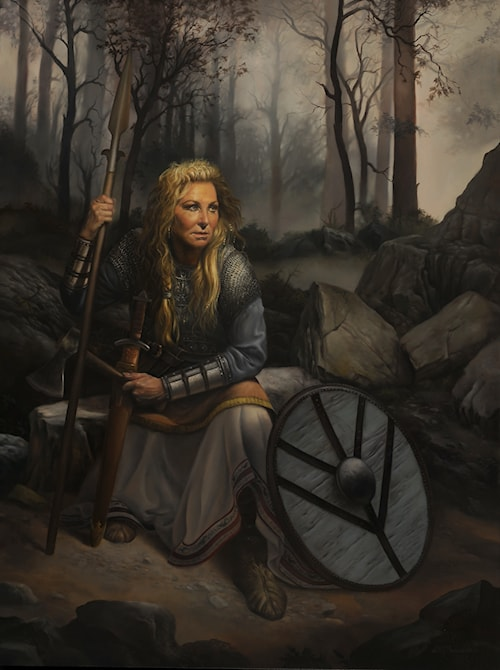 Lisa the Shield Maiden