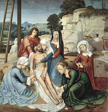 Deposition by Gerard David