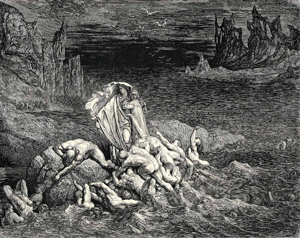 a description of inferno by dante and punishments Free dante inferno papers god's just punishments and the inferno of dante wrote about the physical description of hell and the punishments each sinner.