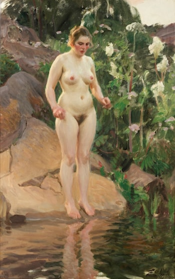 Archipelago Colors by Anders Zorn