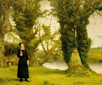 Amongst the Trees by William Dyce