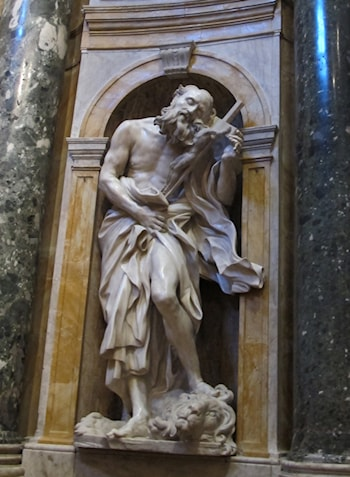 Saint Jerome by Gian Lorenzo Bernini