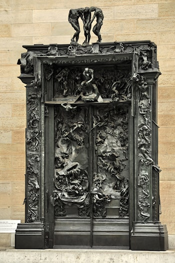 The Gates of Hell by Auguste Rodin