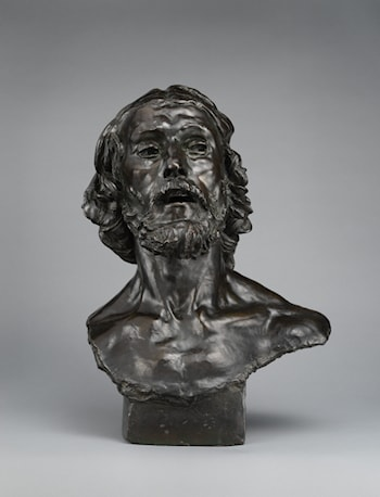 St. John the Baptist by Auguste Rodin