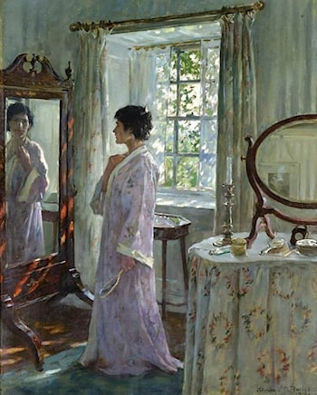 Through the Looking Glass by Stanhope Alexander Forbes