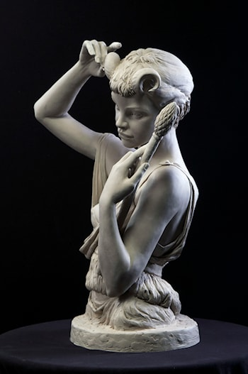 Rites of the Bacchante by Philippe Faraut