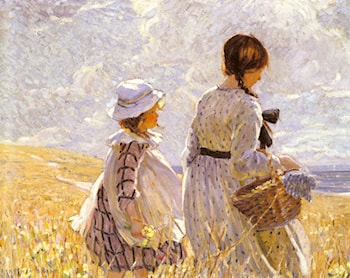 A Summer's Day by Dorothea Sharp