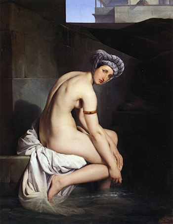 Bathsheba by Francesco Hayez
