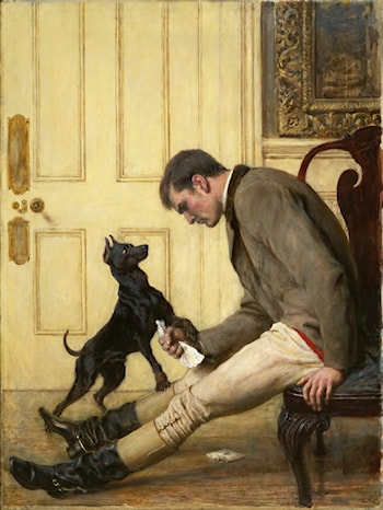 Jilted by Briton Riviere