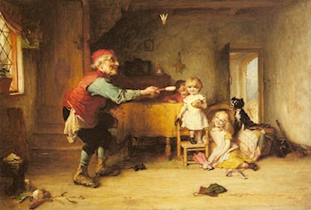 Games with Grandfather by Alexander Hohenlohe Burr