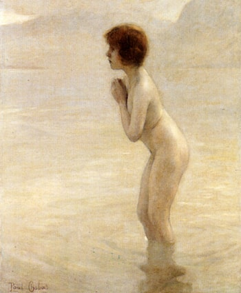 Bruma Matinale by Paul Emile Chabas