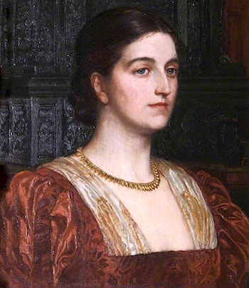 Lady Adelaide Chetwynd-Talbot, Countess Brownlow by Edith Corbet