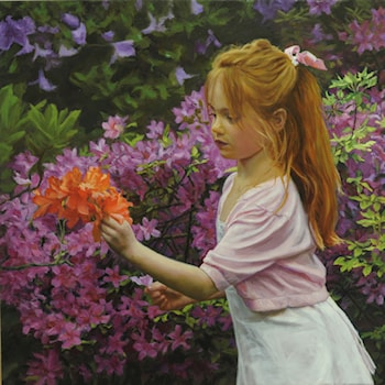 Flowers for Mother by Mark Lovett