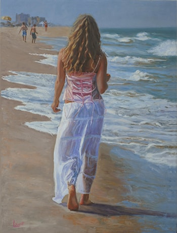 Walking Away by Mark Lovett
