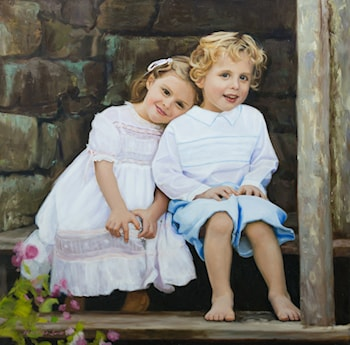 Twins by Mark Lovett