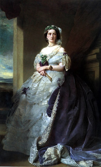 Julia Louise Bosville, Lady Middleton by Franz Xavier Winterhalter