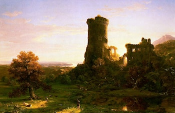 The Present by Thomas Cole