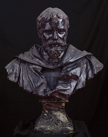 Bust of Sir Lawrence Alma­Tadema by Edward Onslow Ford