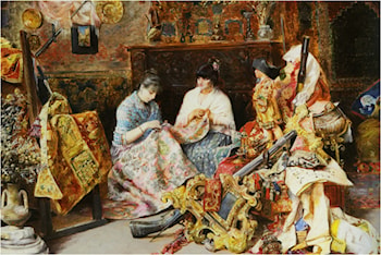 The Sewing Circle by Emma Regis Fert