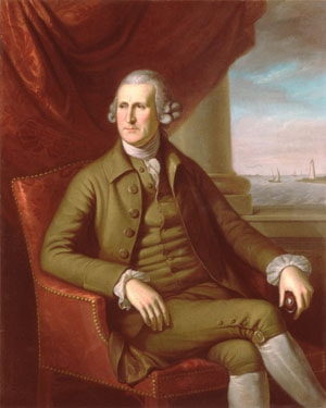 Thomas Willing by Charles Willson Peale